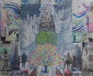 Arte psichica-attualità psichica, 2009 cm.40x50